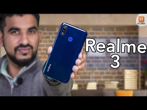 Realme 3 Hindi Review: Should You Buy It In India?[Hindi हिन्दी]