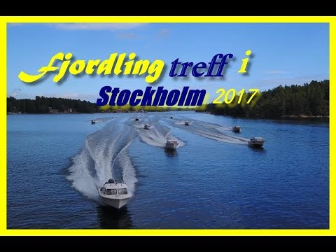 Fjordlingtreff i Stockholm 2017 part 1