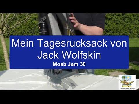 Tagesrucksack Jack Wolfskin Moab Jam 30