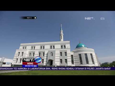 Kazan, Kota Ramah Muslim di Eropa Timur - NET5