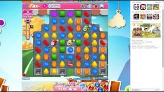 candy crush saga level 1444 no booster 3 stars 759 k pts