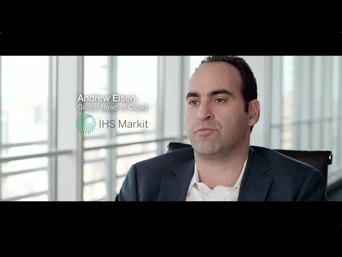 AWS Financial Services Competency Partner Story: IHS Markit