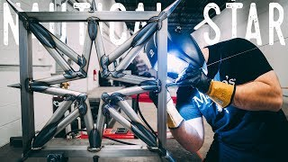 Tig Welding the Nautical Star Weld Kit from Precision Tube Las…