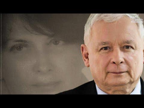 Wzruszająca rozmowa z Jarosławem Kaczyńskim