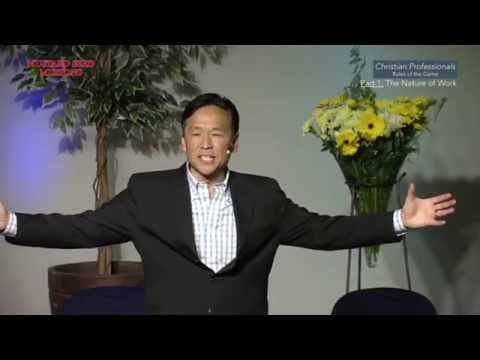 Christian Professional Conference   Part 1 Frank Kim