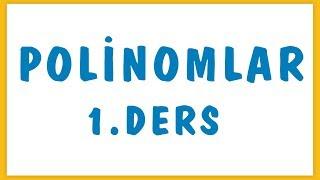 Polinomlar 1. Ders Şenol Hoca Matematik
