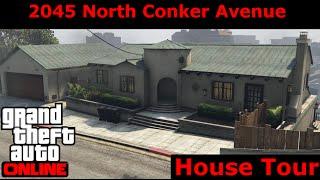 GTA Online - House Tour : 2045 North Conker Avenue