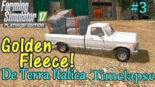 FS17 Timelapse, De Terra Italica #3: Golden Fleece!