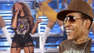 Beyonce Performs to Vybz Kartel & Sean Paul at Coachella 2018 Insta...