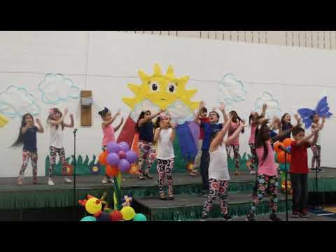 La Casa de Esperanza Charter School Spring Concert 2nd Grade