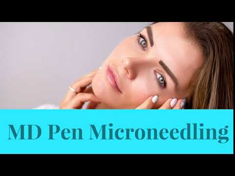 MD Pen Micro needling True Med Spa Key West