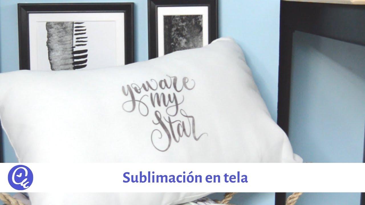Cómo hacer sublimación en tela | facilisimo.com
