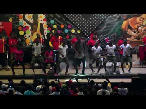 EDDY KENZO PERFORMING JAMBOLE LIVE AT HIS 2016 CONCERT