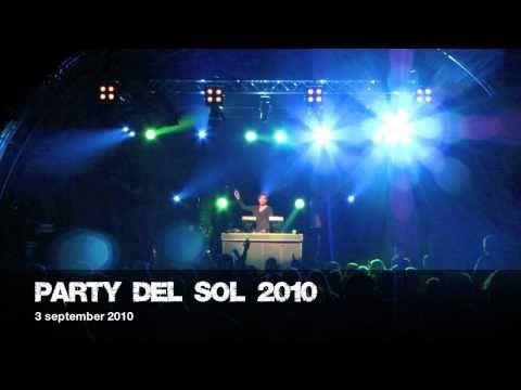 Party del Sol 2010 - Zuidhorn