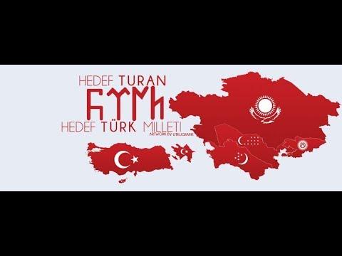TURAN DEVLETİ Kuruluyor''Bütün Türkler Birleşecek''