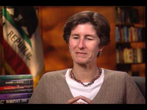Kim Belshé on CaliforniaSpeaks