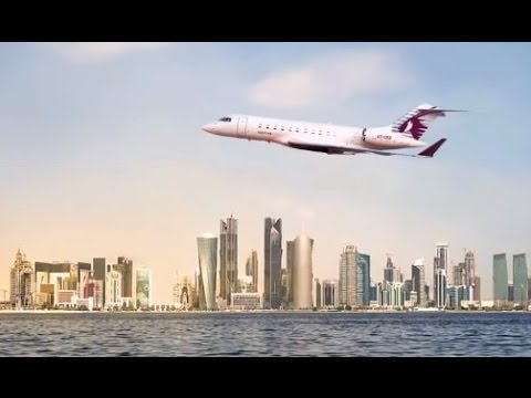 Experience Private Jet Flying with Qatar Executive