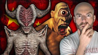 10 Creepy Cryptids Discovered in China
