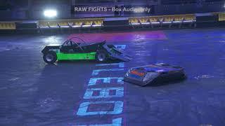 BattleBots Basement - Parallax vs. Ultimo Destructo - Unseen match from BattleBots Fight Night #6