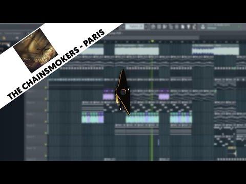 The Chainsmokers - Paris (MiRAA Remake) [Free Flp + Acapella]