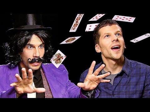 Magic Lesson with Jesse Eisenberg - Die Unfassbaren 2 - Now You See Me 2