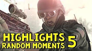 Highlights: Random Moments #5