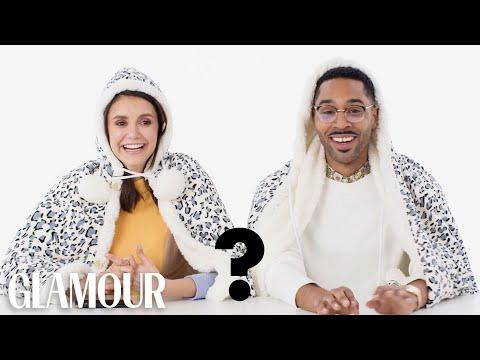 Nina Dobrev and Tone Bell Make 7 Decisions | Glamour