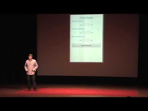 Data-Driven Self-Improvement: PACO - Bob Evans at TEDxClaremontColleges