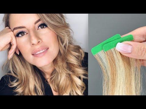 Extension per capelli fai da te