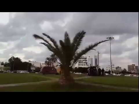 How it looks in Tripoli at morning