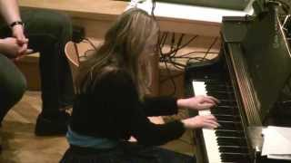 Passion of Love (Heumann) - Alicia Wimmer - Konzert Marianum 4.3.2014