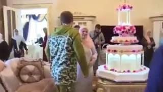 Свадьба брата Рамзана Кадырова Абубакара Кадырова и Раяны Садулаевой  07 08 16