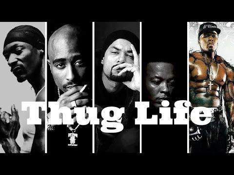 Thug Life - Hip Hop Instrumental | Snoop, Bohemia, Tupac, 50 Cent - Dr. Dre | Beat by Pasha