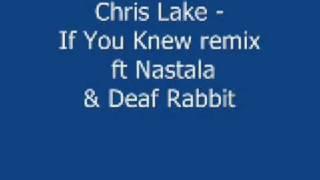 Play If You Knew (Feed Me Remix)(Feat Nastala)
