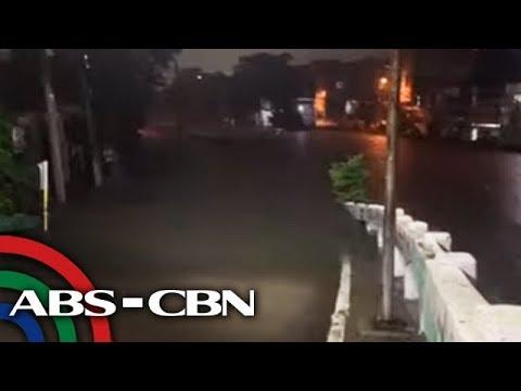 Ilang lugar sa QC binaha | ABS-CBN News