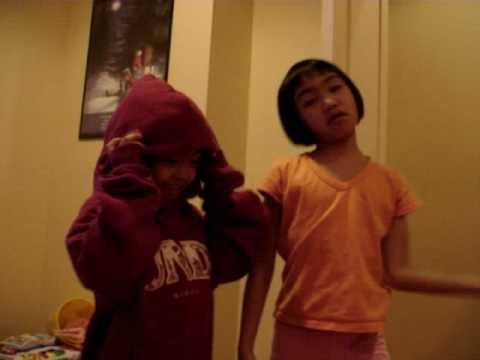 Hannah Montana Cheese Jerky Rap by Sara and Nicki