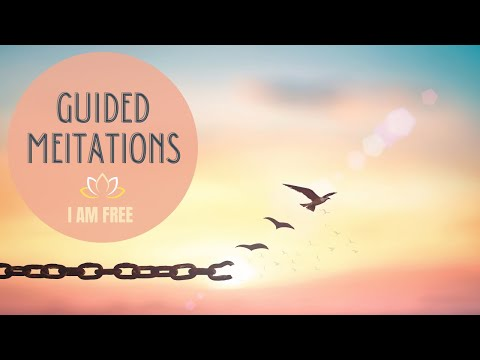 I AM FREE - Guided Meditation to embody the essence of FREEDOM.