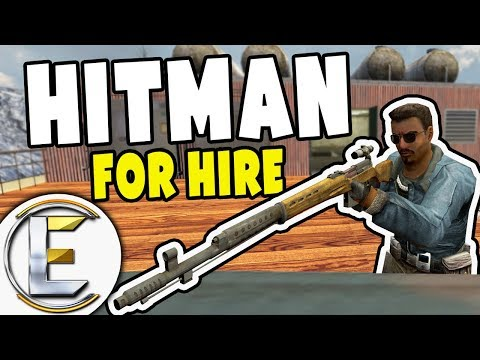 Hitman For Hire - GMOD DarkRP (Life as a Hitman also becoming a Pirate)