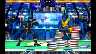 GRAND MUGEN CHAMPIONSHIP: Round 1: Match 47: Cyclops vs. Beast