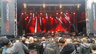 Warlock - Three Minute Warning  - Live at Norway Rock 2017
