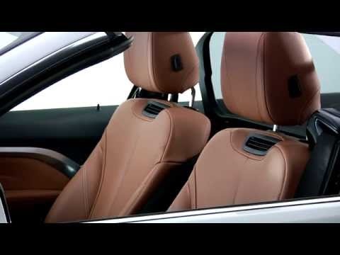 4 Series Convertible Neck Warmer   BMW Genius How-To