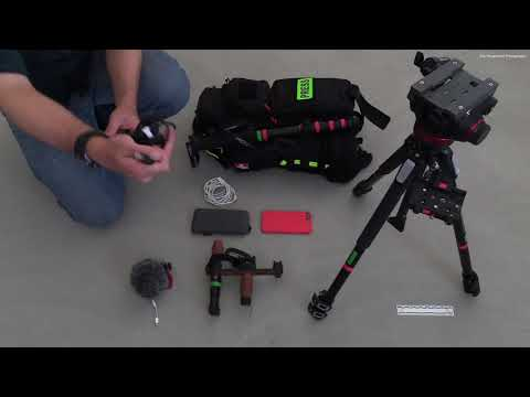 Assembling Your Mobile Journalism Equipment Rig
