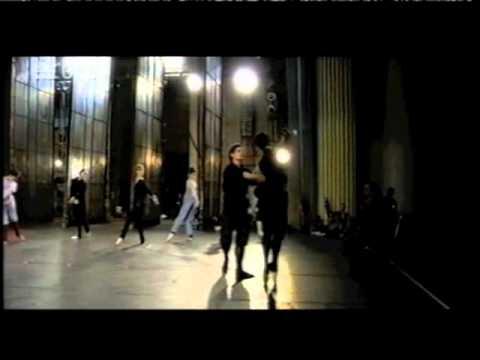Wenn die Schwäne ostwärts ziehen...Staatsoper Berlin Ballett 1/2