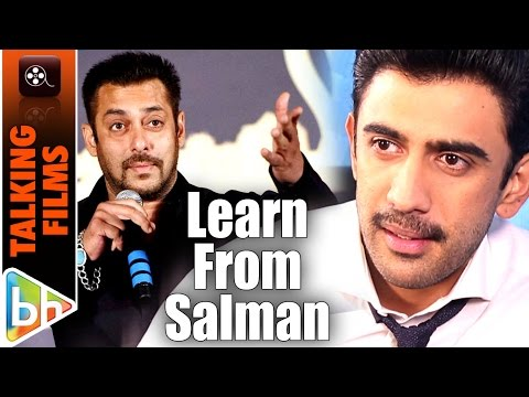 What Amit Sadh Learnt From Sultan Salman Khan?
