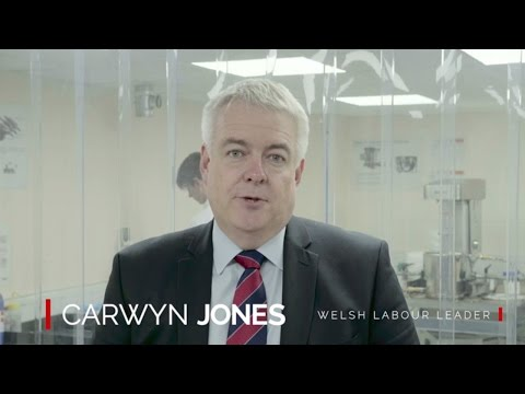 Welsh Labour Party Political Broadcast: Together for Wales with Carwyn Jones (English Language)