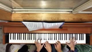 レ・フレールのSmileを演奏しました。 「One Heart Four Voices」はこち...