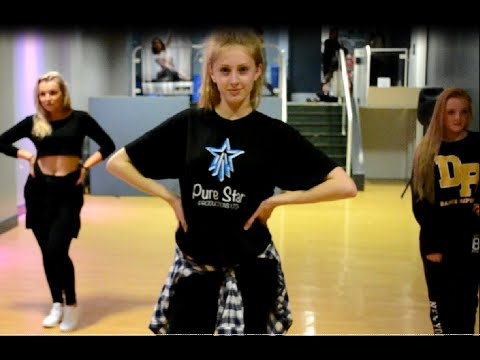 'Promiscuous' Nelly Furtado Choreography by Emma Sutherland