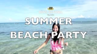 Summer Beach Party 100e du National