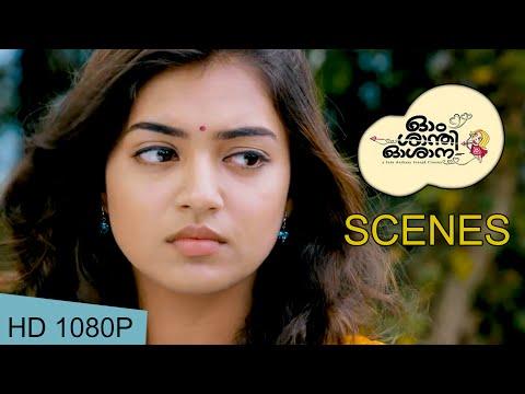 Om Shanti Oshana Movie Scenes HD | Nivin Pauly proposes Nazriya Nazim | Renji Panicker