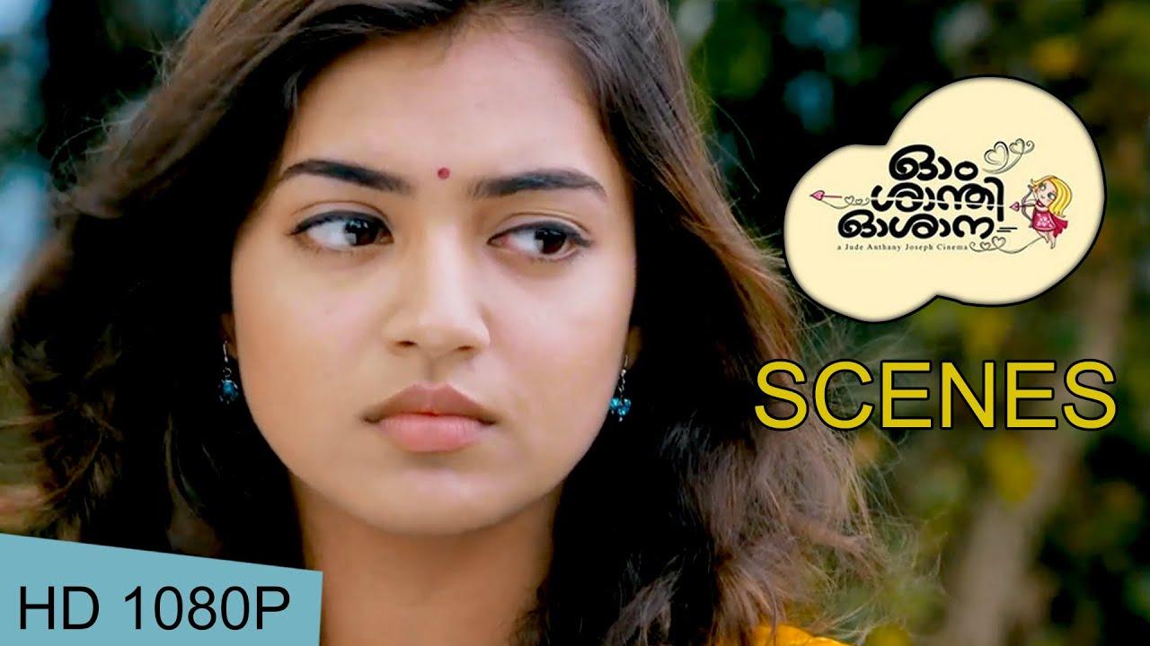 Om Shanti Oshana Movie Scenes Hd Nivin Pauly Proposes